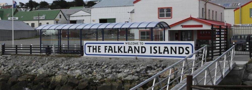 Argentina Seeks Talks Over Falklands