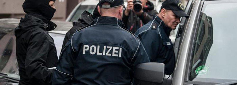 German Police Conduct Anti-Terrorism Raids