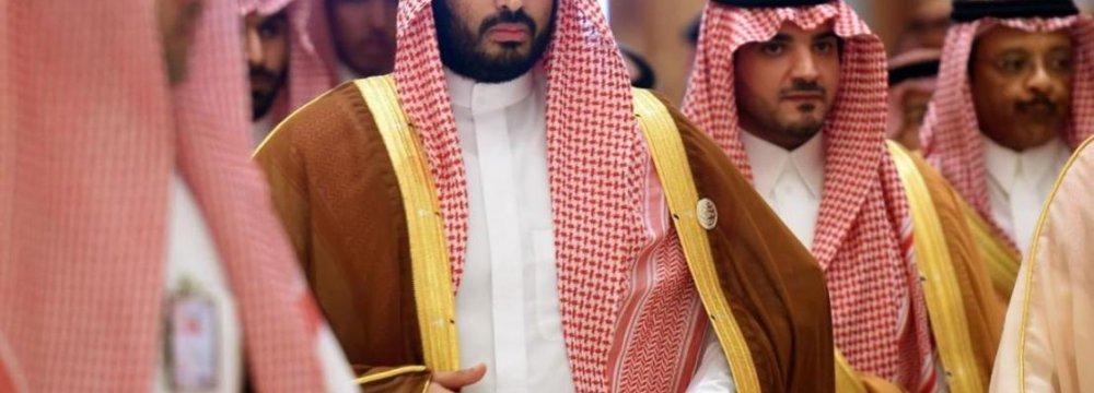 "German Agency Warns of  ""Impulsive"" Saudi Policies"