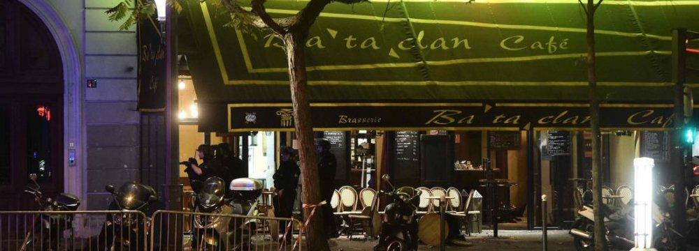 Germans Seeking Man Over Paris Attacks