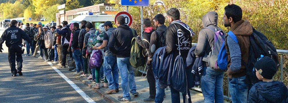 Germany Steps up Deportation of Failed Asylum-Seekers