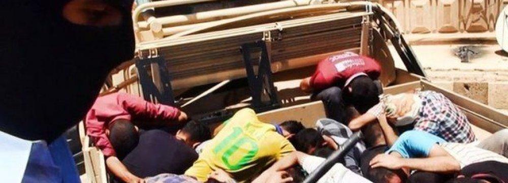 Iraq Sentences 40 IS Militants to Death