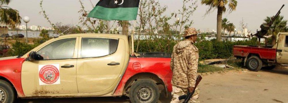 14 Dead in Libya's Benghazi Clashes