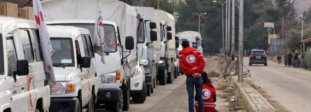 UN Calls for Madaya Evacuation