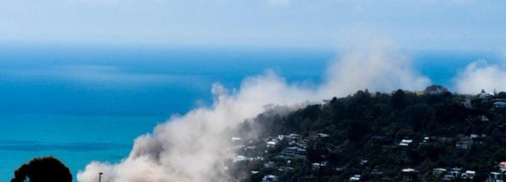 NZ Rocked by 5.7 Quake