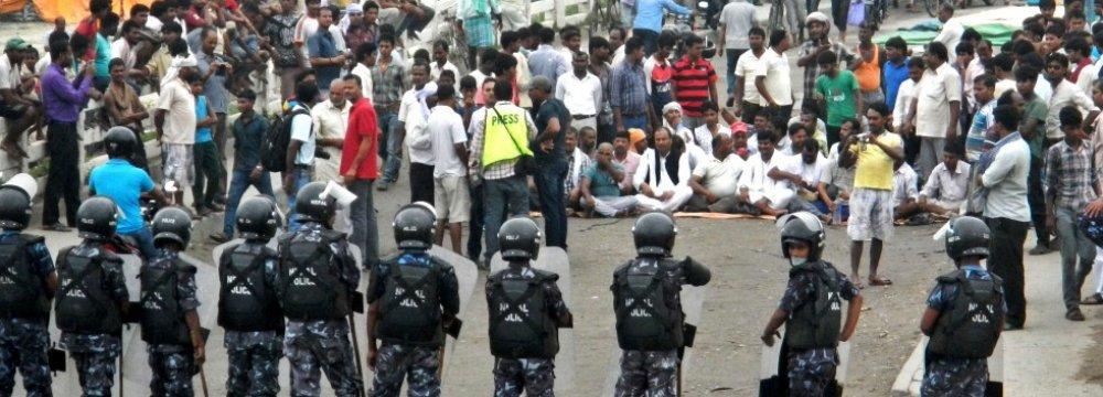 Nepal Removes India Border Blockade