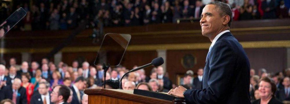 Obama to Present Final Agenda