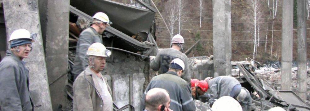 4 Dead in Russia Mine Accident