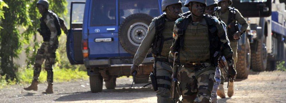 UN Strongly Condemns Mali Attack