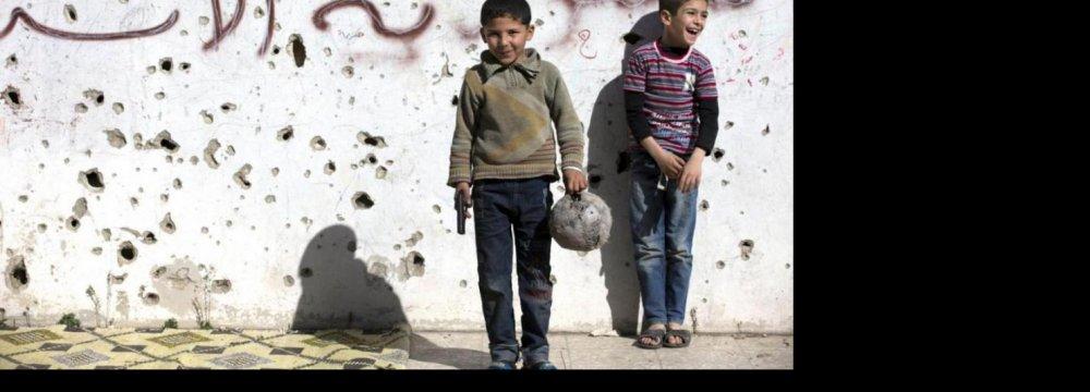 Landmark Syria Truce Begins, Fighting Halts