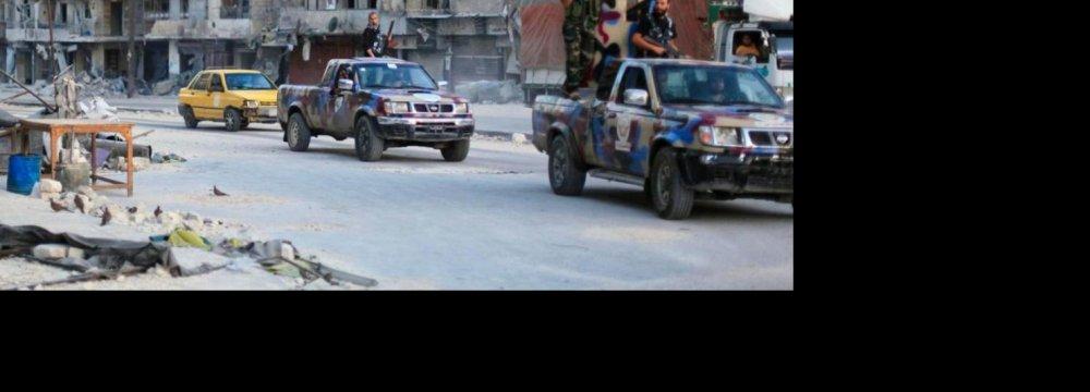 Syrian Factions to Meet in Riyadh