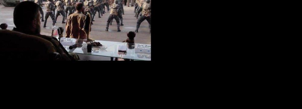 Top Syrian Militant Killed Near Damascus