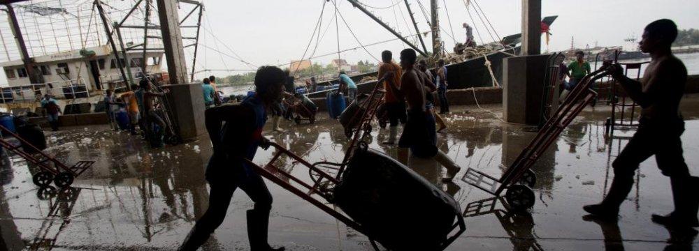 Thai Gov't Aware of Slavery in Shrimp Sector