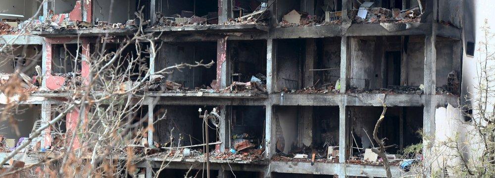 Police Station Attack in Turkey Kills 3 Children