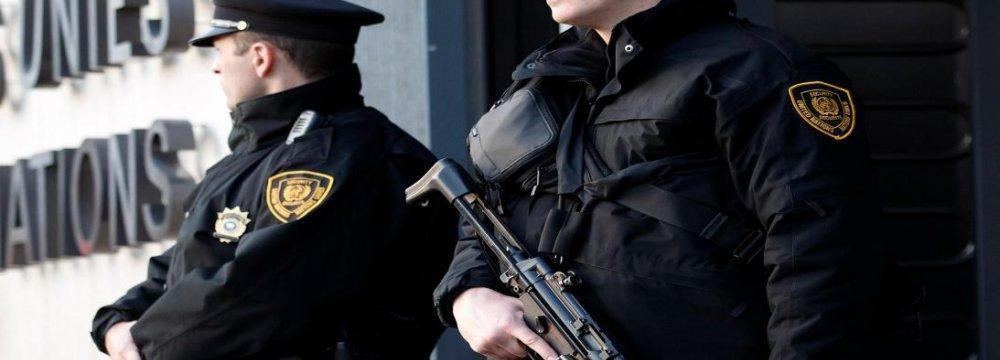 2 Syrians Arrested in Geneva Terror Hunt