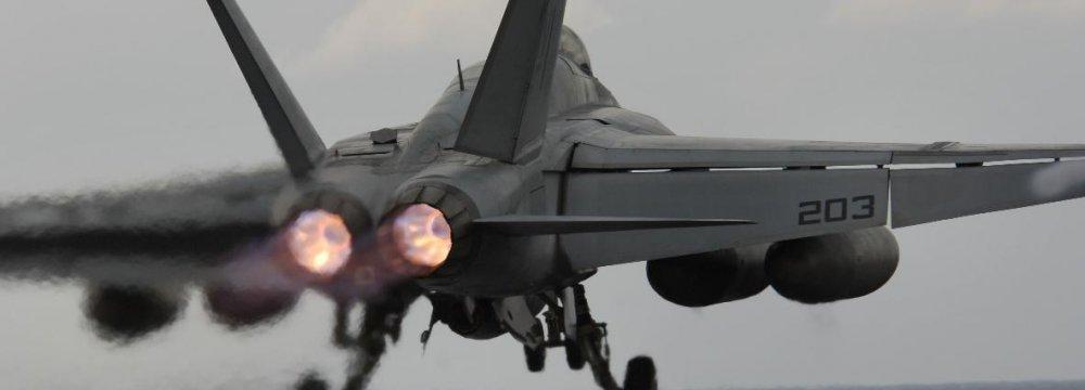 US Jets Intercept Russian Warplanes in Korean Peninsula