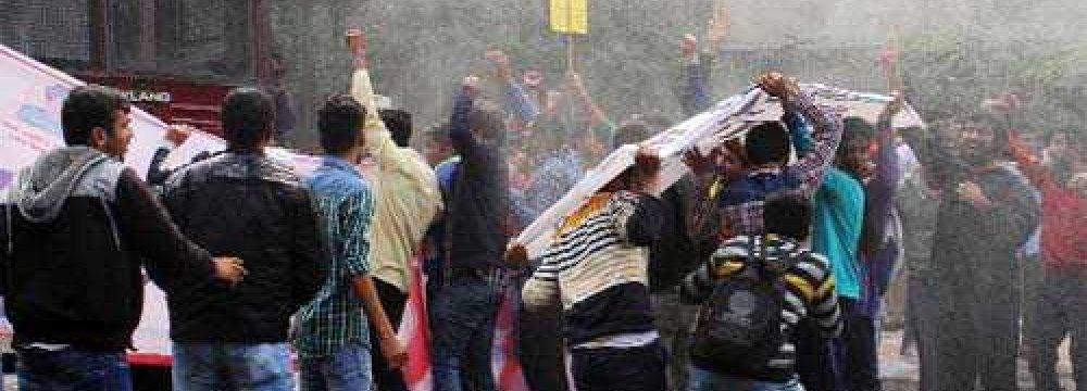 Water Crisis in Delhi Over Caste-Related Job Unrest
