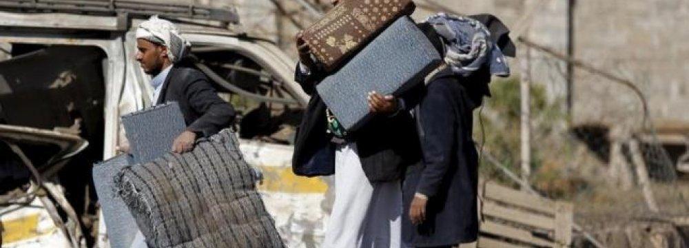 Heaviest Airstrikes Rock Sana'a