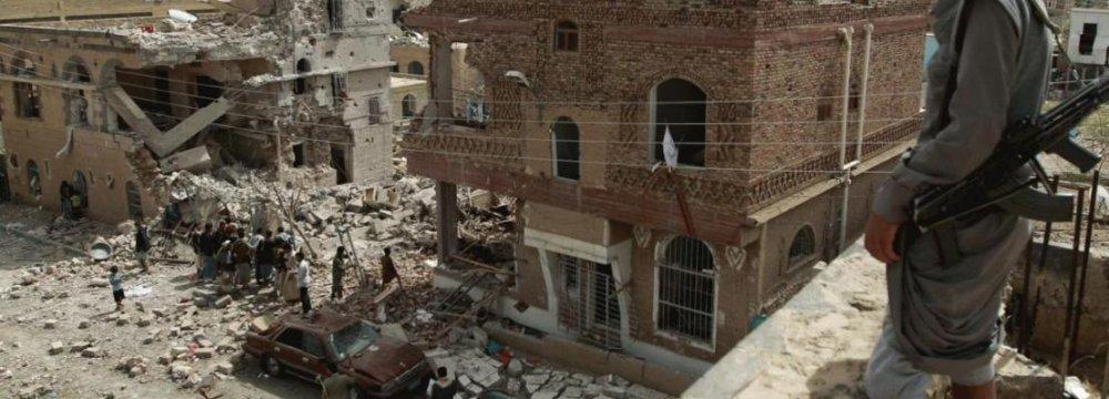 Saudi Coalition Ends Yemen Ceasefire