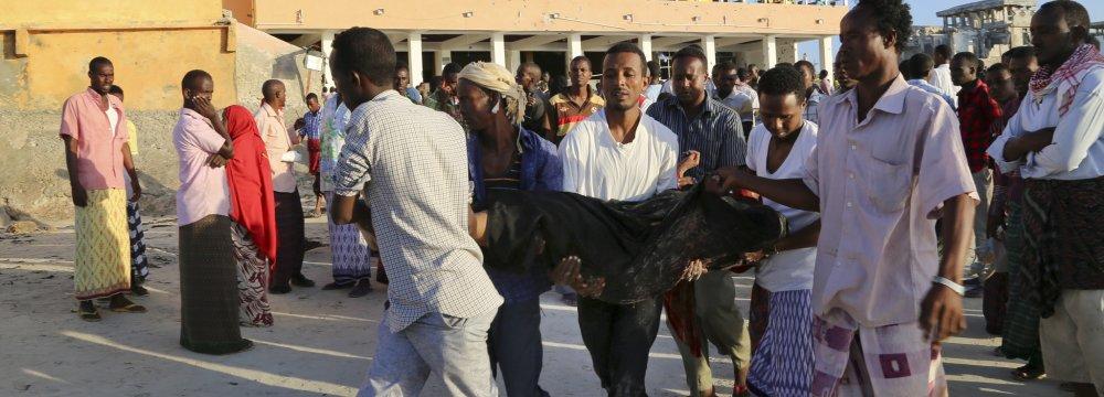 20 Killed as Somali Forces End Siege