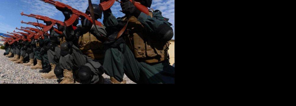 Afghan Leader Vows to Bury IS Affiliate