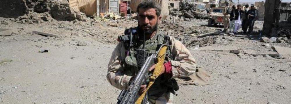 Soldiers Killed in Afghanistan Bomb Blast