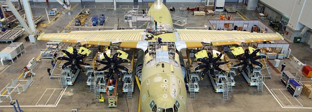 Airbus to Produce A400M Despite Crash