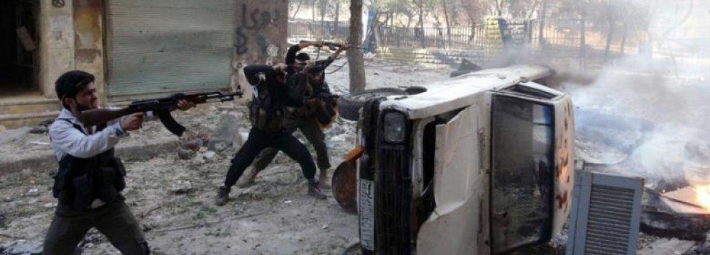 Al-Qaeda Frees US-Trained Rebels in Syria