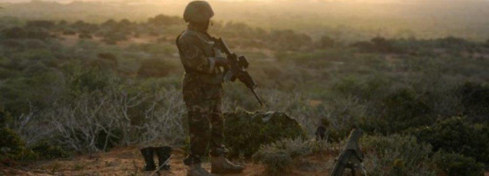 Al-Shabab Raids AU Base in Somalia
