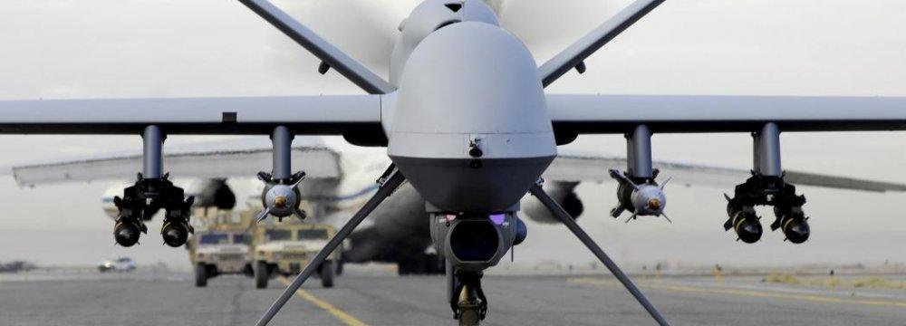 Algeria Refuses to Host EU Drones
