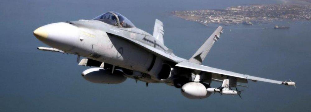 Australia  May Join  Syria War