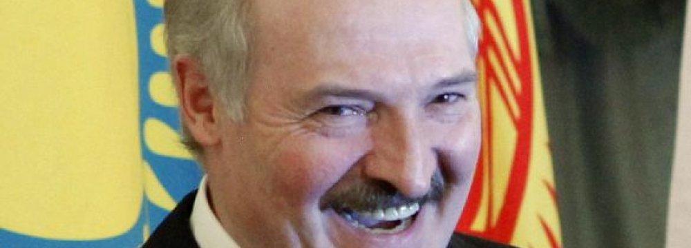Lukashenko Reelected President