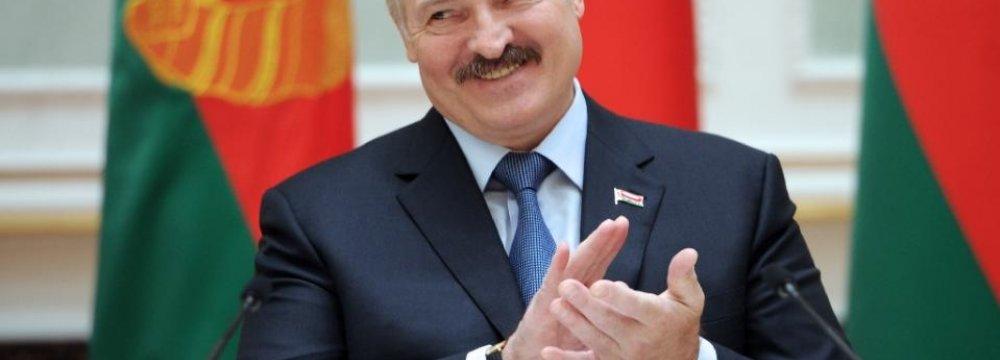 EU to Suspend Sanctions on Belarus