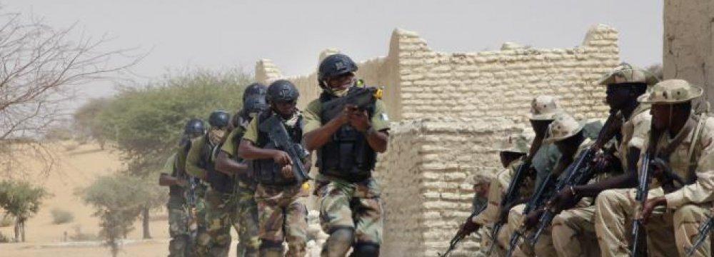 117 Boko Haram Militants Killed in 2 Weeks