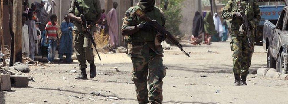 Boko Haram Retake Chibok