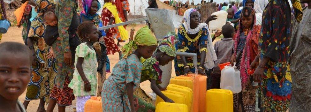 1.4m Children Displaced by Boko Haram