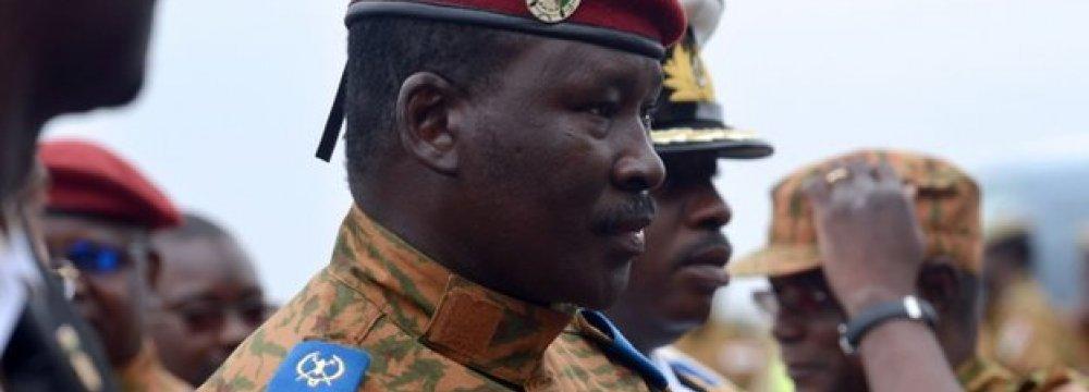 Burkinabé Leaders Agree Transitional Framework
