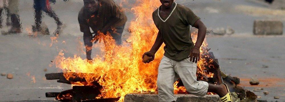 Burundi Opposition Leader Gunned Down