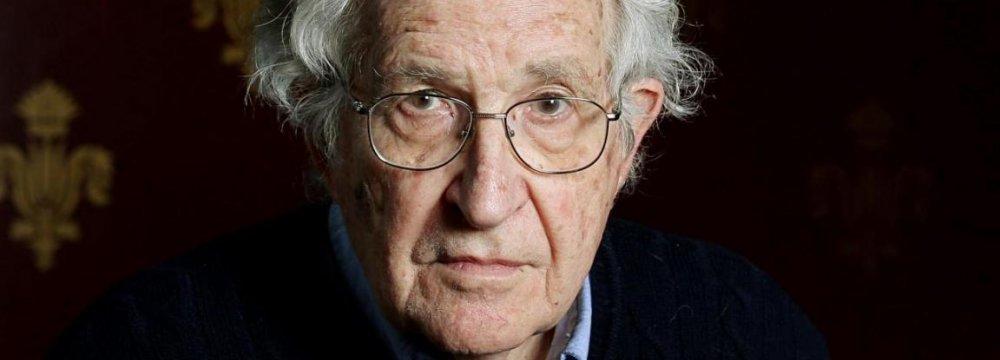 Chomsky: US World's Leading Terrorist State