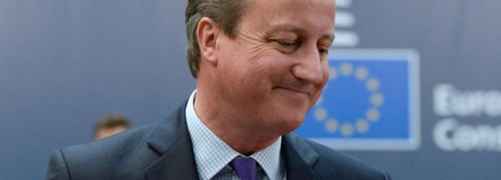 Cameron to Unveil EU Demands
