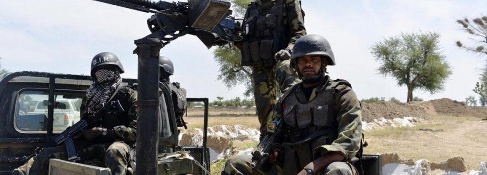Cameroon Kills 86 Boko Haram Militants