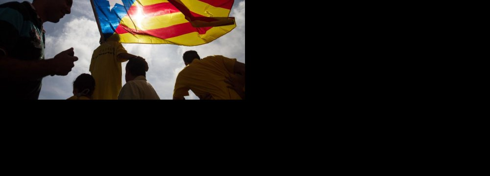 Catalonia Holds Symbolic Independence Vote