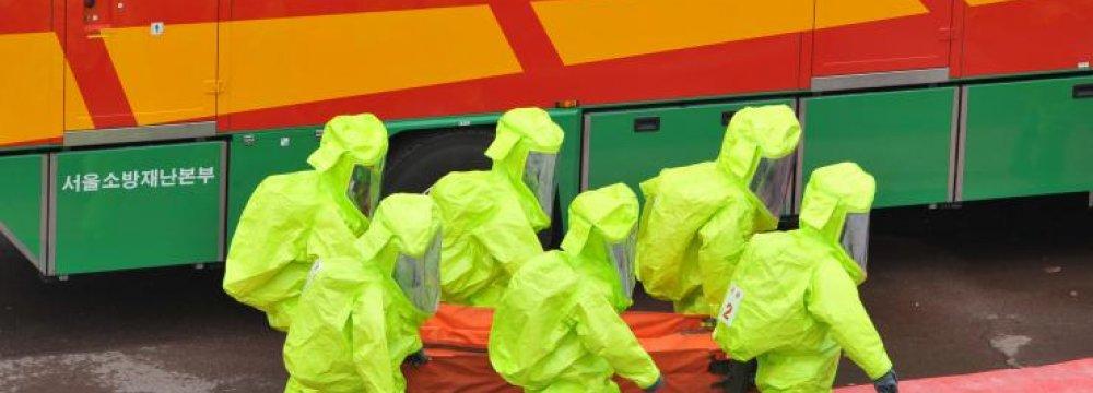 China  Gas Leak  Kills 7