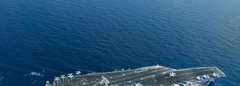 China Lodges Complaint  Over US Spy Plane Flight