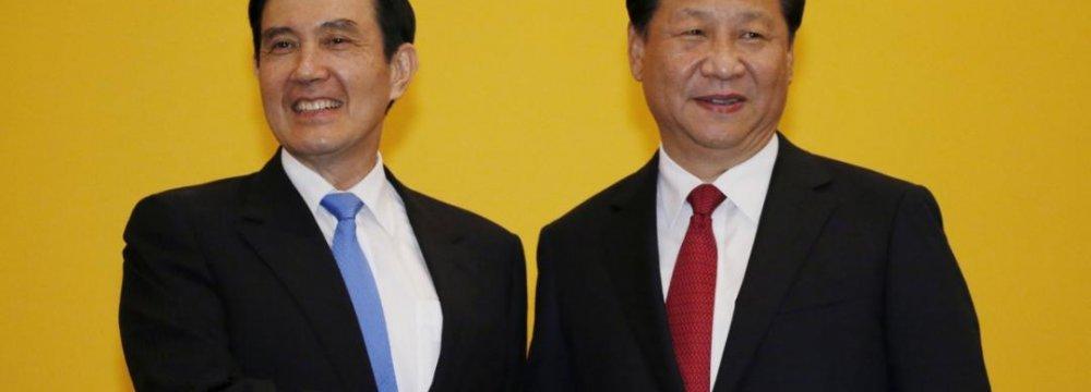 Xi-Ma Summit Changed Status Quo