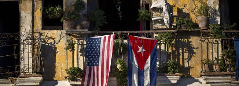 Major US-Cuba Diplomatic Deal  Due in July