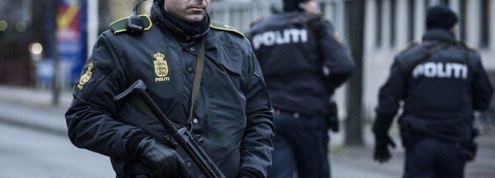 Danish Agents Were Warned of Gunman