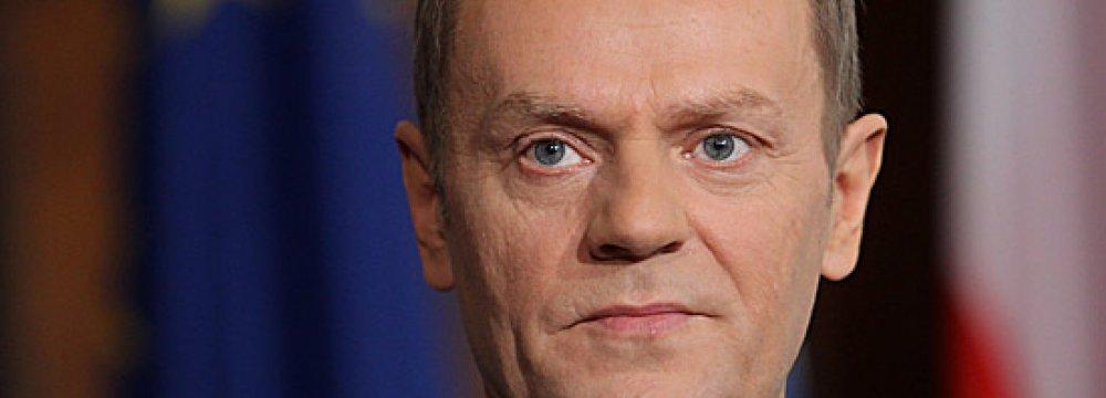 Poland's Tusk Takes EU Helm