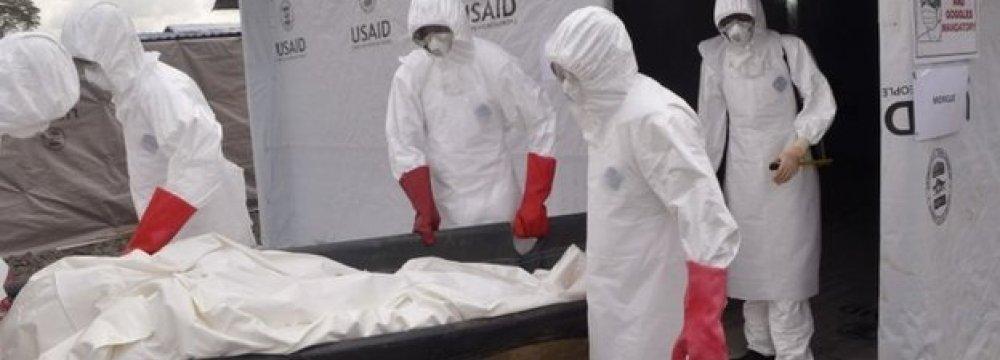 Huge Risk of Ebola Spread