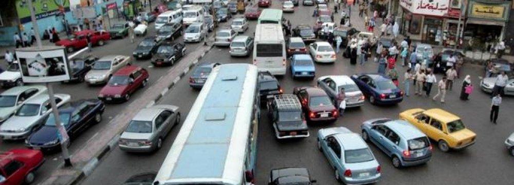 Deadly Car Crash in Egypt